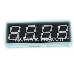 Display 0,52 inci 4 digit 7 segmen
